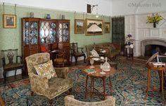 Standen House, 1892. Designer: William Morris