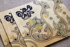 wood greeting cards