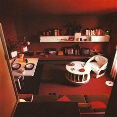 Cozy Tuesday vibes ❣️⚪️❣️// image via tumblr (Modern Interiors 🔥)