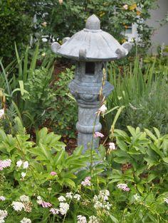 New Pagoda In Front Garden