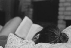 Reading in bed...
