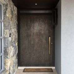 Doors CONTEMPORARY DOORS Over the years, doors have become a significant part of the Axolotl creative skill, with the vast. Modern Entrance Door, Main Entrance Door Design, Modern Exterior Doors, Front Door Design, Modern Door, Main Door, House Entrance, Entrance Doors, Patio Doors