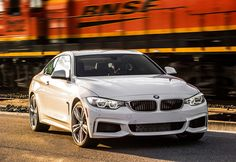 2014 BMW 4 Series - We hit the streets of Seattle in an automobile that's beautiful and functional, inside and out