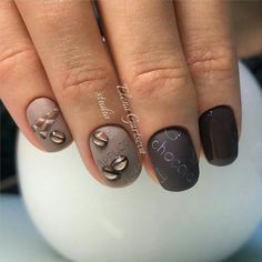 Winter Nails Designs - My Cool Nail Designs Beautiful Nail Designs, Beautiful Nail Art, Cool Nail Designs, Autumn Nails, Winter Nails, Spring Nails, Cute Pink Nails, Fun Nails, Nail Art Cupcake