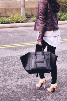Celine Luggage Phantom