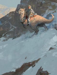 Hoth by Dave Seguin