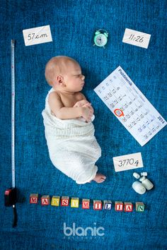 Fotografia noworodkowa pomysły, blanic
