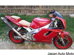 YAMAHA fzr 1000 R1 exup - JAPAN AUTO MOTO