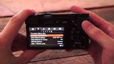 How To Set Up Eye Auto Focus On The Sony a6000
