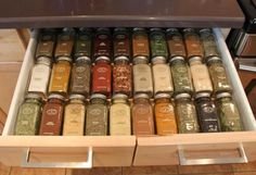Herb/Spice Drawer