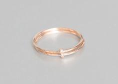 Bague Mood Or Rose O Fée en vente chez L Exception Diamants Blancs, Bagues b99424dc36b8