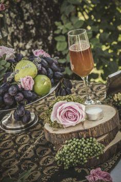 Lavanda e tradizioni persiane per un matrimonio in Toscana | Wedding Wonderland