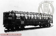 VGN Class G3C gondola #19146