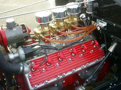 B E B A A D C E V Engine Rat Rods