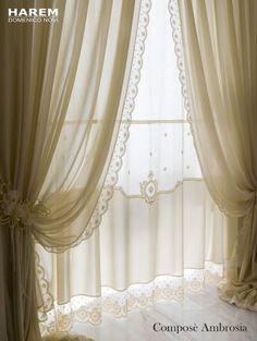 Новые коллекции текстиля от Harem Domenico Novi! - Kiff - международная выставка мебели, предметов интерьера, Киев