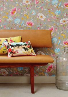 Pip Studio III behang Chinese Garden - voor Romee haar kamer