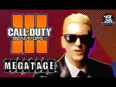 Call Of Duty: Black Ops 3 - MEGATAGE | Featuring Eminem - Rap God | PS4 | @HOOPS_NO1™ - YouTube