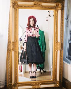 Outfit of ze day My Outfit ? Girl Boss, My Outfit, Infinity, Minnie Mouse, Polka Dots, Elegant, Funny, Model, Asos