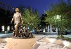Have you been by to see the César Chavez statue yet?  Main Street and University Avenue.  What a beautiful Tribute!