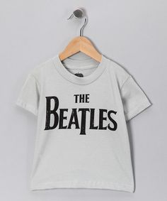 'Beatles' Tee - Toddler & Kids by Rock Band: Tees & Bodysuits on #zulily today!