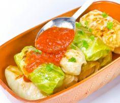 Kelem - Cabbage Rolls from Azerbaijan!