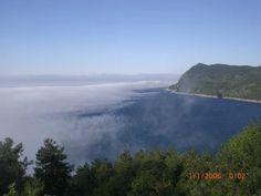 Panoramio - Photo of amasra ceylin otelden deniz manzarası