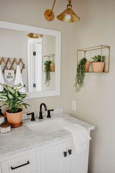 Diy Bathroom Remodel, Diy Bathroom Decor, Bathroom Interior, Diy Home Decor, Bathroom Ideas, Bathroom Storage, Budget Bathroom, Bathroom Organization, Bathroom Small