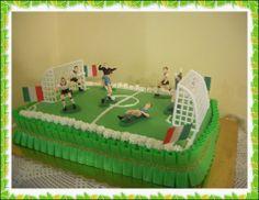 Dolci Eventi: Torta Calcio