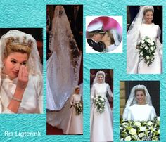 Huwelijk W-Alexander & Maxima (NL) gemaakt door Ria L