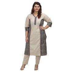 Damyantii Women Plus Size Straight Beige Cotton XXL Kurta... http://www.amazon.in/dp/B01G599QF4/ref=cm_sw_r_pi_dp_x_zICQxb1TCRDAC