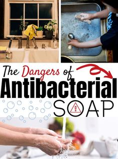 Is antibacterial soap effective? What about the dangers of antibacterial soap? What ever happened to Triclosan? Just because triclosan is banned doesn't mean that antibacterial soap is safe. Why you should avoid antibacterial soap and what to use instead to clean yourself and your house. Health And Nutrition, Health And Wellness, Benzalkonium Chloride, Antibacterial Soap, Petri Dish, Green Cleaning, Cleaning Tips, What To Use, Mouthwash