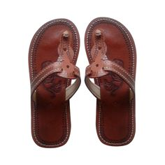 Boy's Leather Sandals