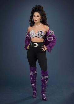 Selena wax figure