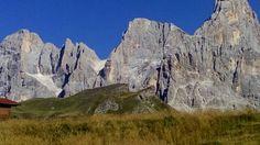 Pale di San Martino.