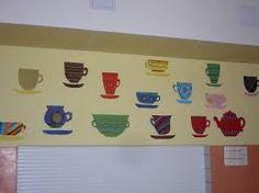 Výsledek obrázku pro výzdoba školní jídelny Frame, Home Decor, Picture Frame, Decoration Home, Room Decor, Frames, Home Interior Design, Home Decoration, Interior Design