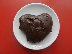 La Chocogo! Galette protéine et chocolat Desserts Français, Dessert Sans Gluten, Breakfast Bake, Energy Bites, Vegan Options, Protein Bars, Raw Vegan, Biscuits, Baked Goods