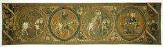 Antependium, c. 1300, Southern Germany