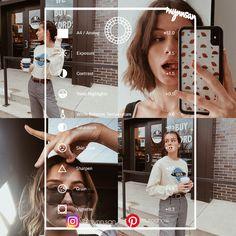 Good Photo Editing Apps, Photo Editing Vsco, Instagram Photo Editing, Photography Filters, Photography Editing, Photographie Bokeh, Foto Filter, Foto Glamour, Best Vsco Filters