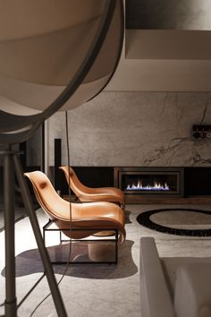WEI YI DESIGN ASSOCIATES | LUZHOU PENTHOUSE by Hey!Cheese , via Behance
