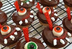 75 Cute, Gross and Spooky Halloween Recipes