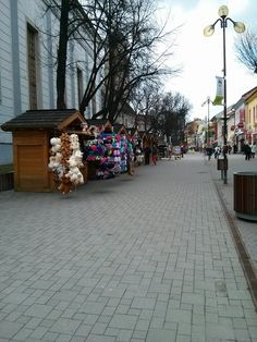 Sidewalk, Street View, Walkways, Pavement
