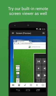 Unified Remote: Aplicación para controlar tu PC Windows o MAC desde tu móvil – Android│iOS
