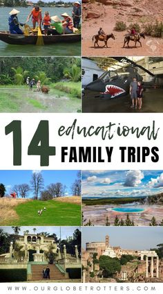 Worldwide destinations and experiences you need to take with your kids | Our Globetrotters Family Travel Blog