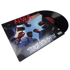 NWA: Straight Outta Compton Vinyl LP