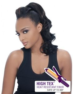 Wig Extension Sale - Outre Synthetic Ponytail Bella, (http://www.wigextensionsale.com/products/outre-synthetic-ponytail-bella.html)
