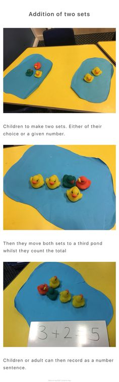 Image result for adding two sets of objects together eyfs
