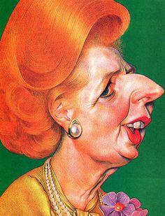 Dame Thatcher // Mulatier