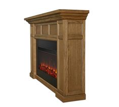 Electric Fireplace With Mantel, Electric Fireplace Reviews, Fireplace Mantels, Stove Heater, Media Furniture, Traditional Fireplace, Coffee And End Tables, Transitional Style, Living Spaces