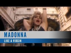 Madonna - Like A Virgin (Official Music Video) - YouTube