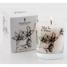 Shop for luxury scented candles - botanical candles - tea lights - home fragrance - all high quality. White Candles, Pillar Candles, Candle Jars, Candle Shop, White Lilies, White Orchids, John Lewis Candles, Candles Online, Candle Accessories